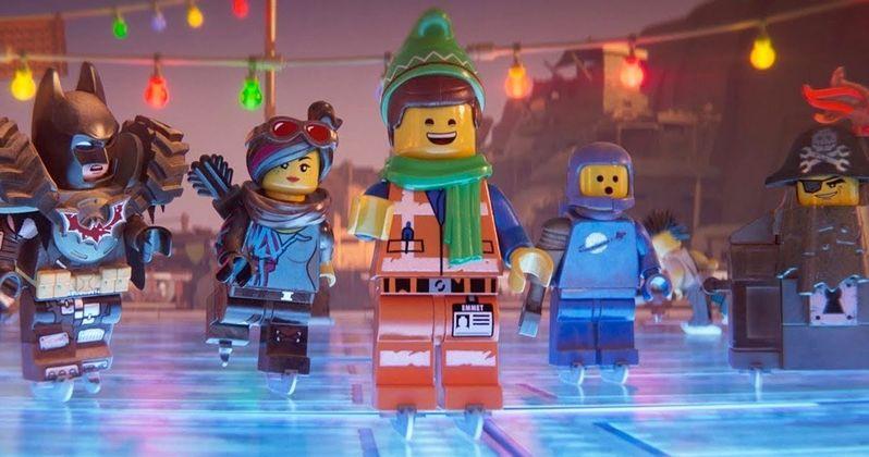 LEGO Movie 2 Holiday Short Spreads Christmas Cheer Across Apocalypseburg
