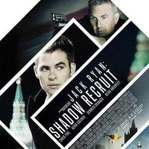 Jack Ryan: Shadow Recruit International Poster and Three New Photos