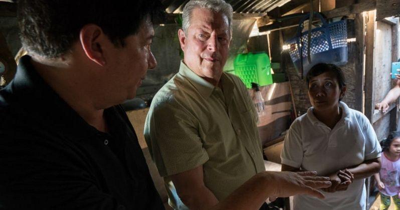 Inconvenient Sequel Trailer Has Al Gore Fired Up About Climate Change
