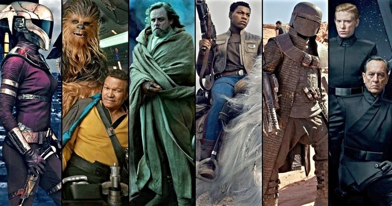 Star Wars 9 Vanity Fair Photos Reveal Luke's Return and the Epic Rise of Skywalker
