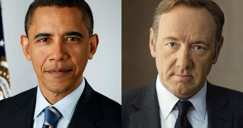 House of Cards: Frank Underwood More Popular Than Obama