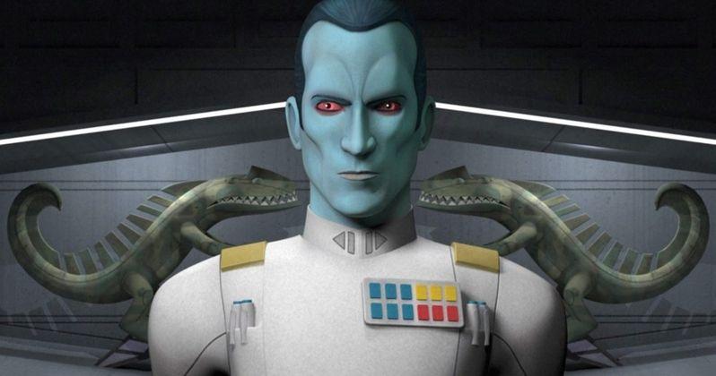 Thrawn Strikes Back in New Star Wars Rebels Season 3 Trailer
