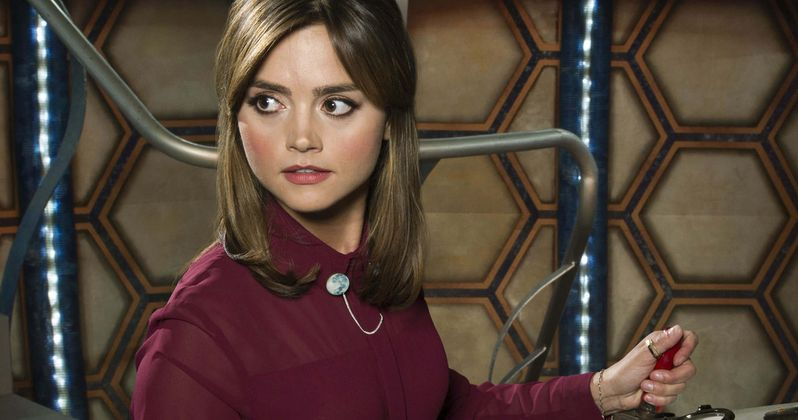 Doctor Who Loses Jenna Coleman