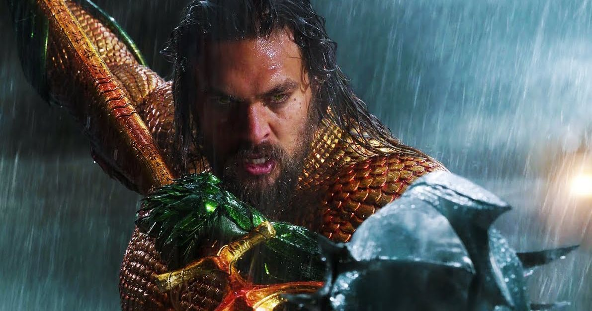 Aquaman 2 Filming Start Date Working Title