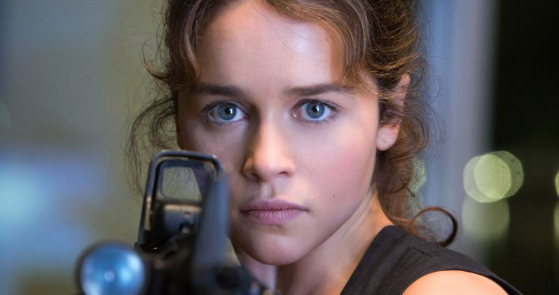Emilia Clarke Says No to Terminator Genisys Sequels