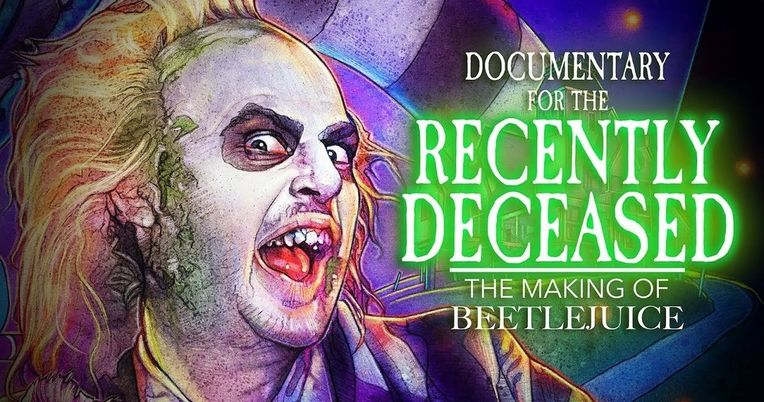 Beetlejuice Documentary Trailer Celebrates 30th Anniversary of Tim Burton's Classic