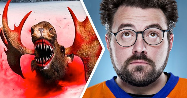 Kevin Smith Says Moose Jaws and Hit Somebody Are Coming