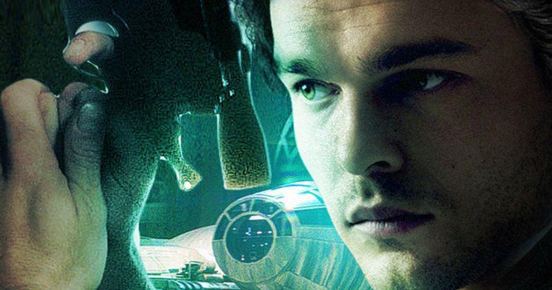 Han Solo Movie Begins Shooting in February 2017