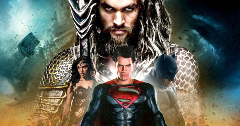 Batman v Superman Comic Con 2015 Plans Announced