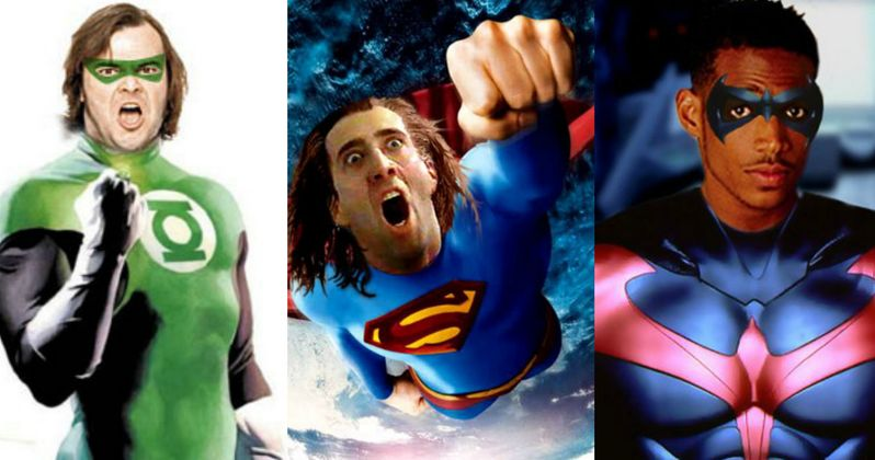 9 Horrible Superhero Casting Ideas That Almost Happened