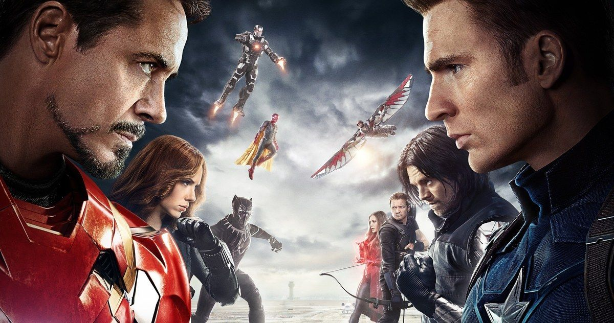 Netflix Captain America