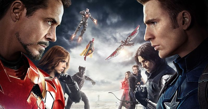 Captain America: Civil War Is Coming to Netflix This Christmas