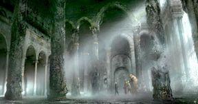 Fantastic Four Concept Art Explores Doom's Castle