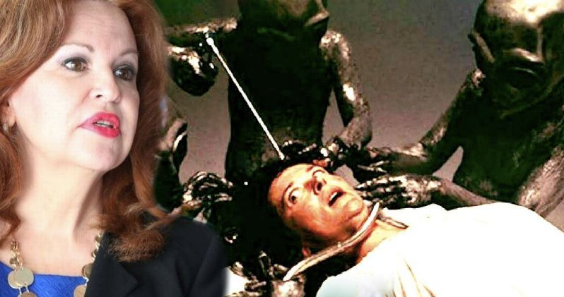 Alien Abductee Runs for Congress, Is She Preparing Us for Invasion?
