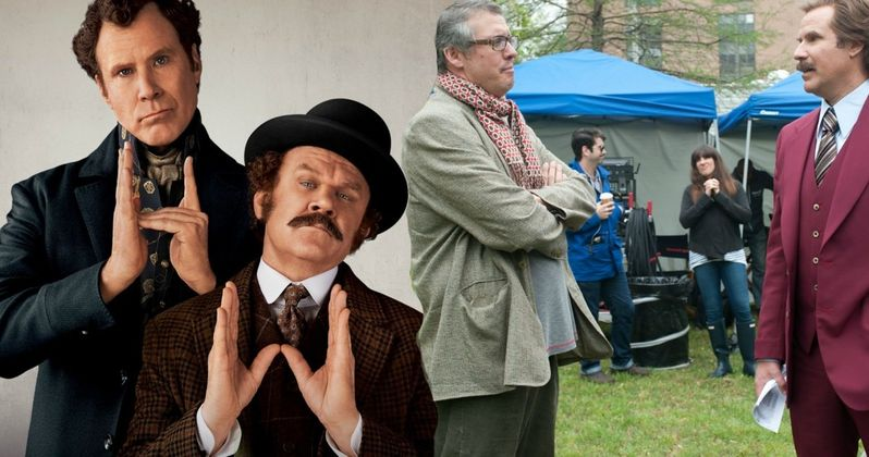 Will Ferrell & Adam McKay End Partnership After Holmes and Watson Bombs
