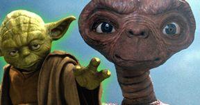Star Wars Fan Theory Proves E.T. Was a Jedi?