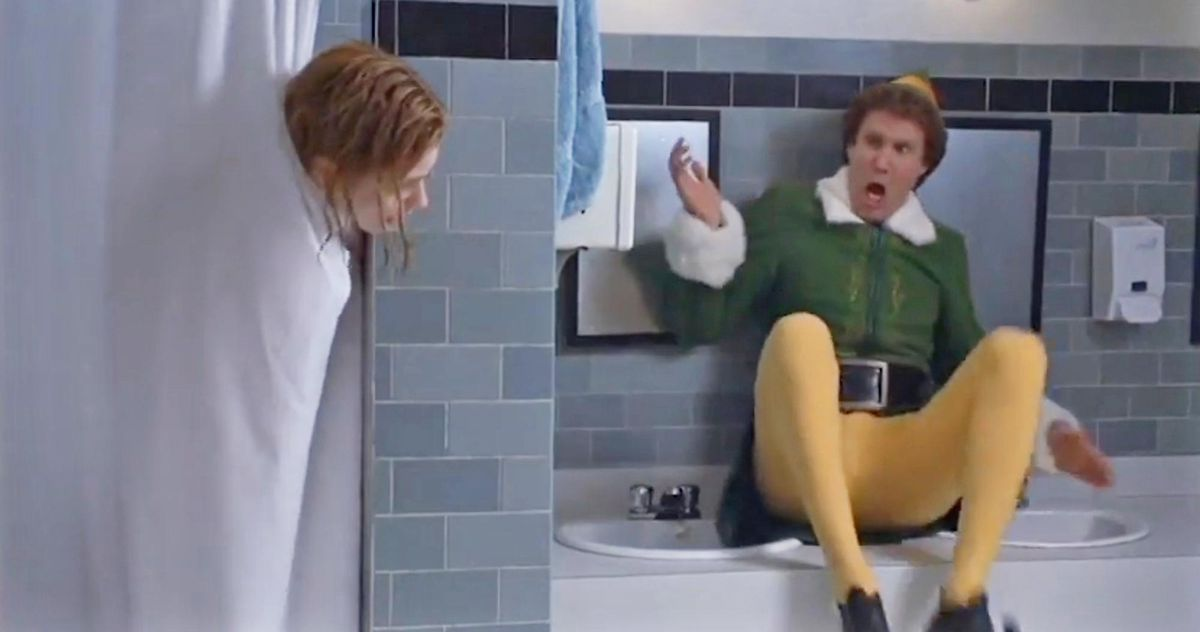 Elf: Baby its cold outside - YouTube