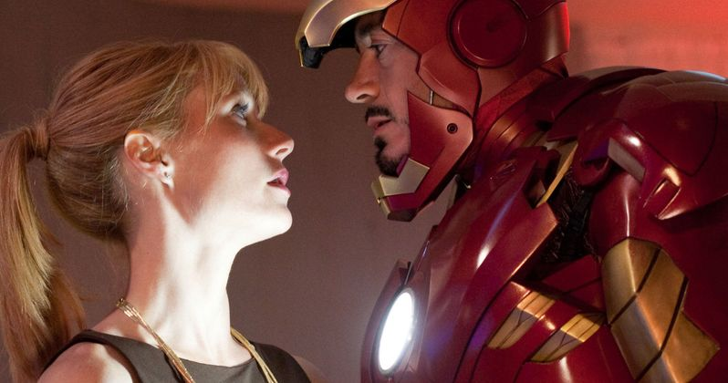 Pepper Potts Returns in Avengers 4 Set Photos