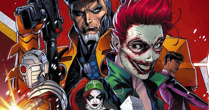 James Gunn's The Suicide Squad Begins Shooting This Fall