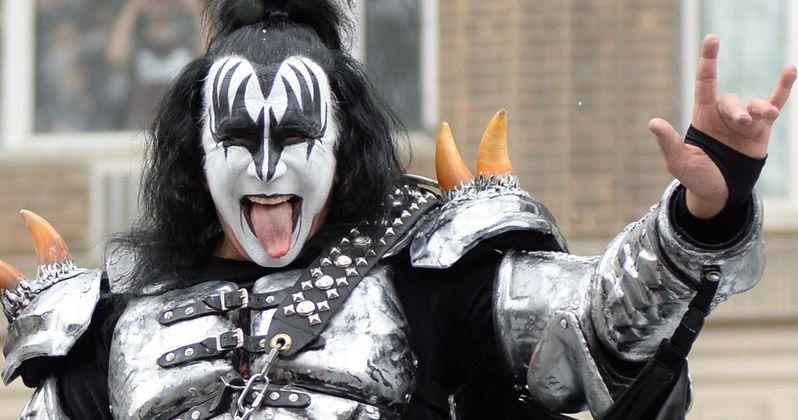 Fox News Bans Kiss Frontman Gene Simmons for Life