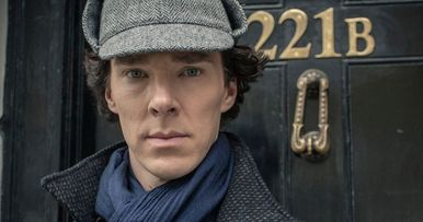 Sherlock Season 4 Begins Shooting with Benedict Cumberbatch