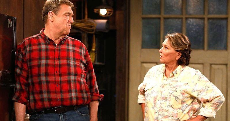 John Goodman Thanks Roseanne for Letting The Conners Happen