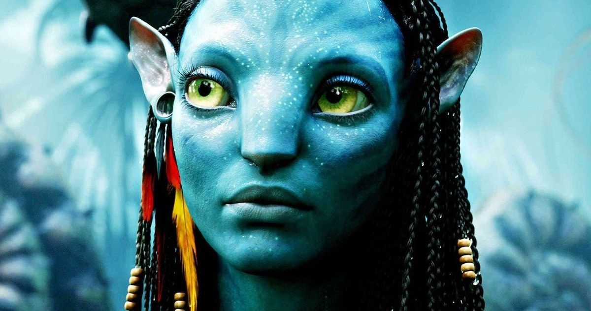 Zoe Saldana Has Wrapped On Avatar 2 And Avatar 3 Says James