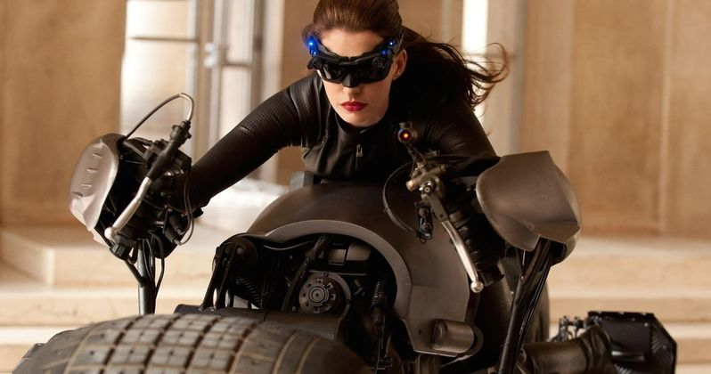 Anne Hathaway Wants to Return as Catwoman in a New DC Movie
