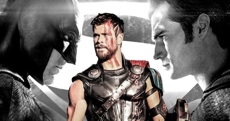 Thor Star Says It's Illegal for Marvel Actors to Join the DCEU