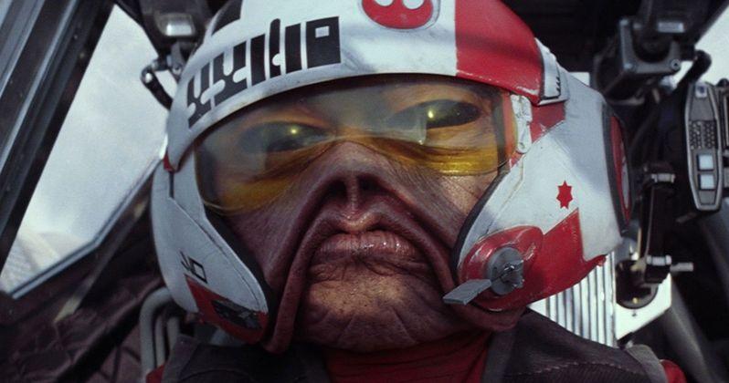 Nien Nunb Will Return in Star Wars 8