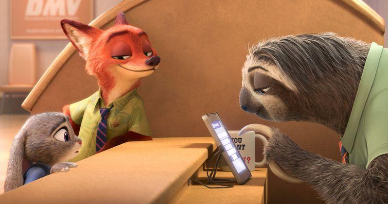 Disney's Zootopia Trailer #2 Takes Hopps & Wilde to the DMV