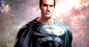 Henry Cavill Responds to Justice League Mustache Controversy