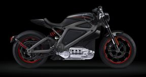 Harley Davidson's Electric Motorcycle Debuts in Avengers: Age of Ultron