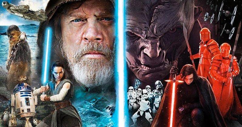 Will The Last Jedi Crash Movie Ticketing Sites?