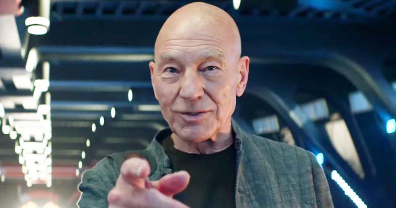 Star Trek: Picard Trailer Is Finally Here