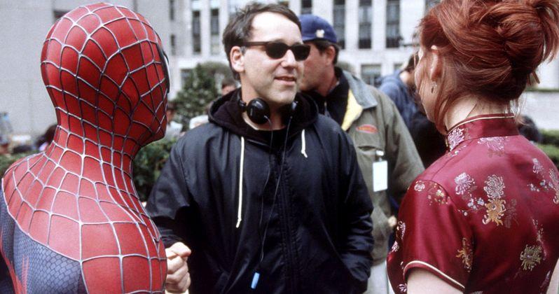 Canceled Spider-Man 4 Continues to Haunt Sam Raimi