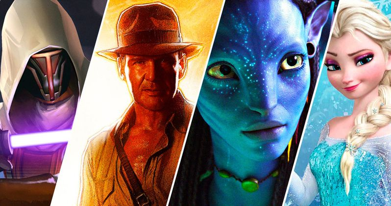 Disney Announces 63 Movie Release Dates Through 2027