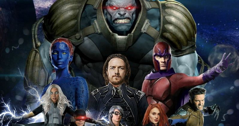 Watch the X-Men: Apocalypse Trailer from Comic-Con