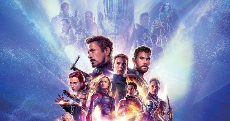 Robert Downey Jr. Teases Avengers: Endgame Ending as Best Ever in the MCU