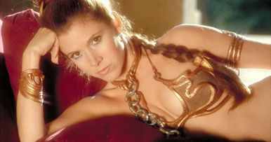 Star Wars Princess Leia Slave Costume Fetches $96K at Auction