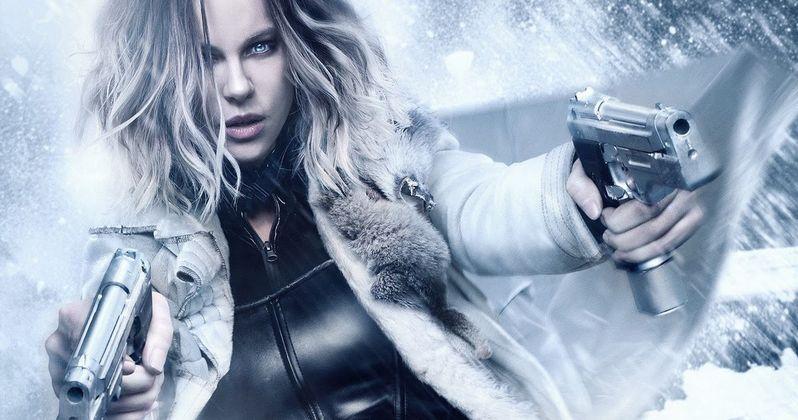 Underworld: Blood Wars Poster Puts Kate Beckinsale on the Firing Line