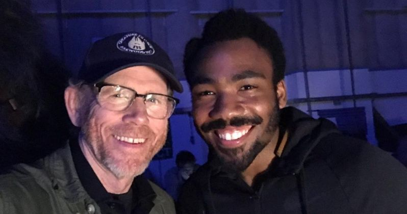 Donald Glover Shares Secrets Behind the Han Solo Reshoots