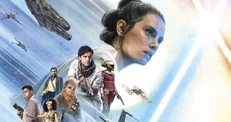 Full-Length Rise of Skywalker Trailer Release Date May Have Just Been Revealed