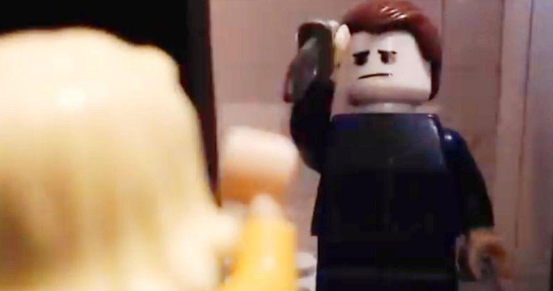 Halloween 2018 Gets the LEGO Trailer Treatment