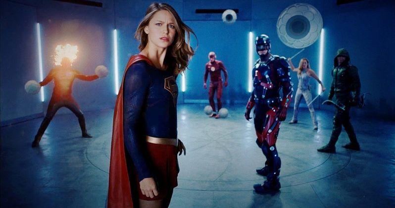 CW Superhero Fight Club 2.0 Trailer: Supergirl Vs Gorilla Grodd
