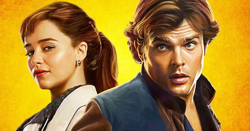 Disney Refused to Let Lucasfilm Release Solo in December?