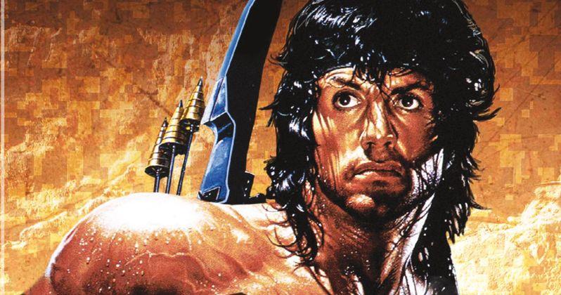 First Blood, Rambo II & Rambo III Explode Onto 4K Ultra HD