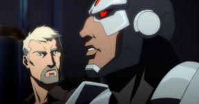 Justice League: Throne of Atlantis Clip Features Cyborg