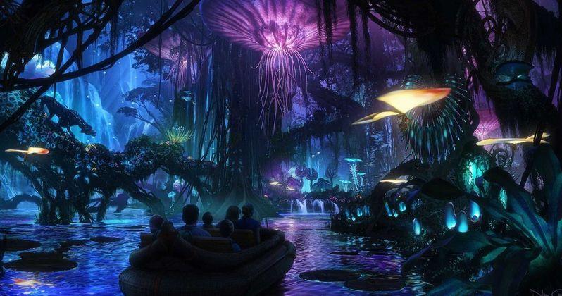 James Cameron to Announce Disney Avatar Theme Park Plans in November