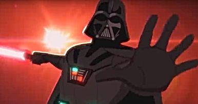 Darth Vader's Big Rogue One Scene Gets Animated in New Star Wars Short